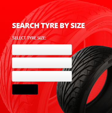 tyres search form